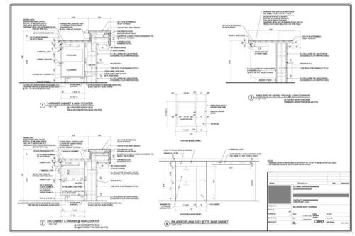 Millwork Shop Drawing2